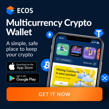 ECOS - Multicurrency Crypto Wallet