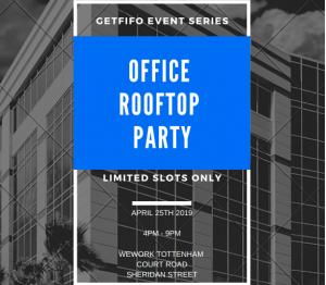 getFIFO Rooftop Event