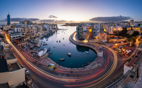 Malta in a leading position and it comes as no surprise