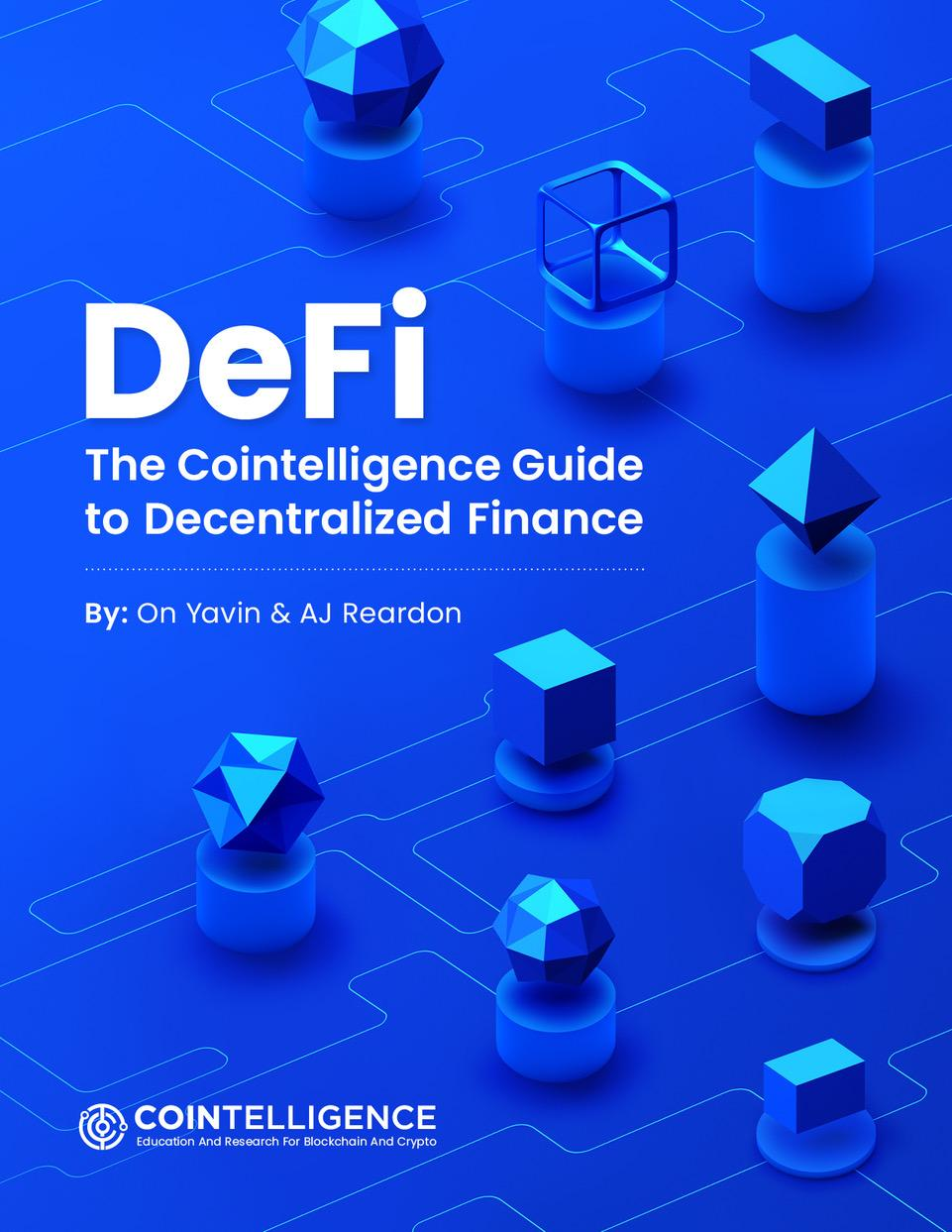 DeFi ebook cover
