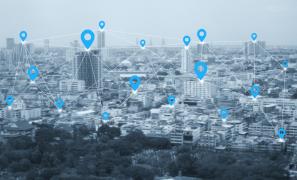 Blockchain Mesh, Sensor Fusion, Virtual Beacons - Location-Based Blockchain Technology