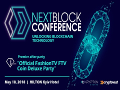 The Next Block Conference – Eastern Europe's exciting blockchain event