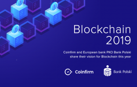 Coinfirm and European bank PKO share their vision for Blockchain in 2019