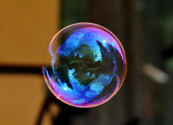 "Ethereum co-founder admits ""it's a bubble"""