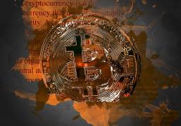 Bitcoin price falls following fork