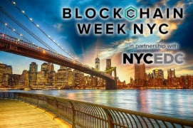 What You Need to Know About Blockchain Week NYC 2018