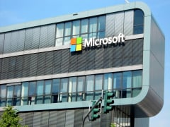 Microsoft stops then starts using bitcoin again