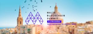 The Malta Blockchain Summit edging closer