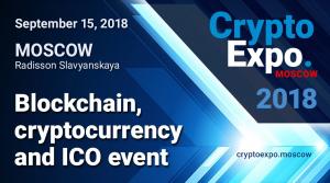 Crypto Expo Moscow