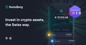 Invest in crypto assets the Swiss way with SwissBorg