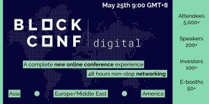 BlockConf Digital reshapes the conference experience with its unique virtual networking platform