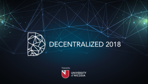 Decentralized 2018 Post-Event Message