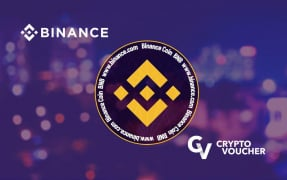 Crypto Voucher Adding Support for BNB to Simplify Crypto in Europe