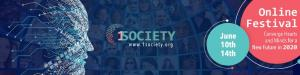 #1Society: The online festival to converge hearts and minds for a new future June 10 - 14, 2020