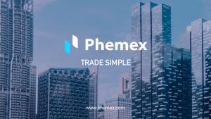Phemex Exchange Launches Zero Fee Cryptocurrency Spot Trading