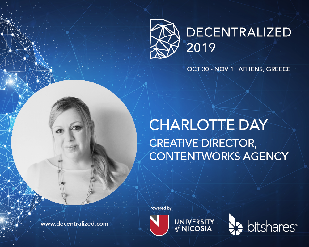 Charlotte Day, Creative Director, Contentworks Agency