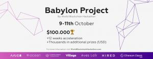 The Babylon Project is Happening October 9th-11th